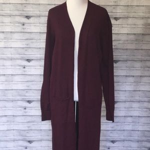 Susina Long Cardigan XL NWT